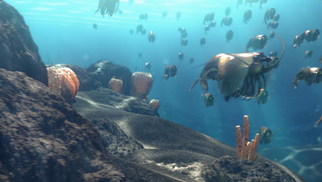 壁纸 海底 海底世界 海洋馆 水族馆 桌面 1046_590